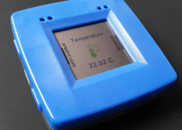 Raspberry Pi smart thermostat with data logging