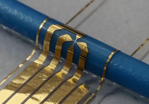 Researchers develop thin sensor to detect magnetic fields down to 200nT