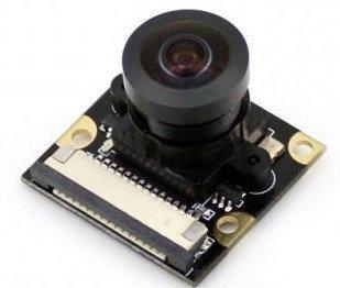 Waveshare's 160° RPi G camera
