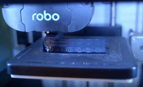 3D printing more parts
