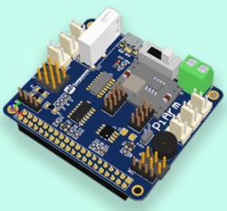 6-axis robotic arm runs on Raspberry Pi 5
