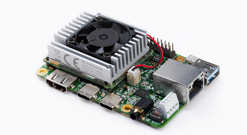 Google Launches AI Platform That Looks Remarkably Like A Raspberry Pi