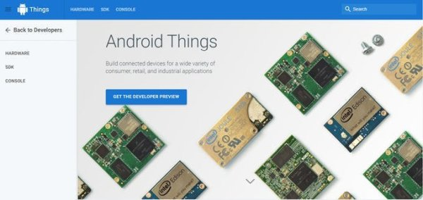 Installing Android Things On Raspberry Pi