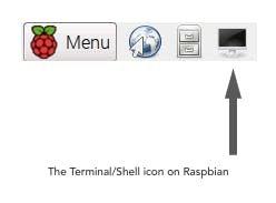 Terminal Shell icon