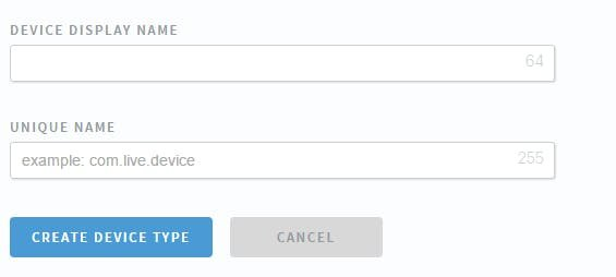 Type your desired display name and unique name