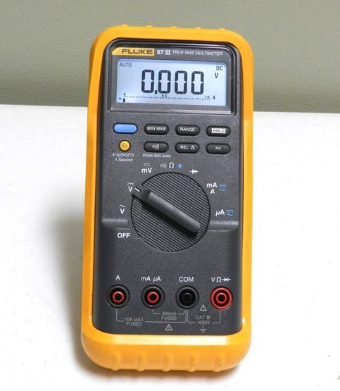 Fluke 87 Multimeter