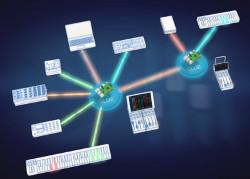 conceptual diagram showing GLUE