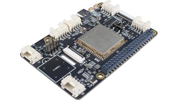 NEW PART DAY A 64-BIT RISC-V CPU IN RASPBERRY PI HAT FORM