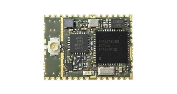 RENESAS ELECTRONICS AND MIROMICO COLLABORATION BRINGS TO MARKET ENHANCED LORA® MODULE