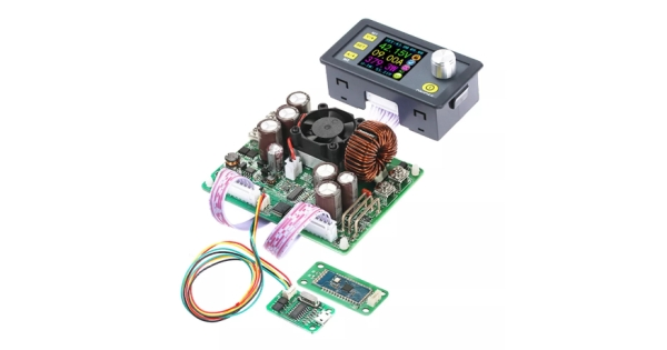RUIDENG DPS5020 – 50V 20A POWER SUPPLY MODULE REVIEW