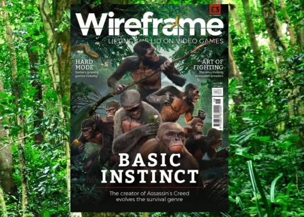 Wireframe games magazine issue 18 now available