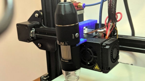 ADD A MICROSCOPE TO YOUR 3D PRINTER