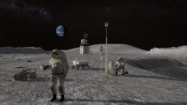 Aitken Supercomputer Will Simulate NASA Moon Landings