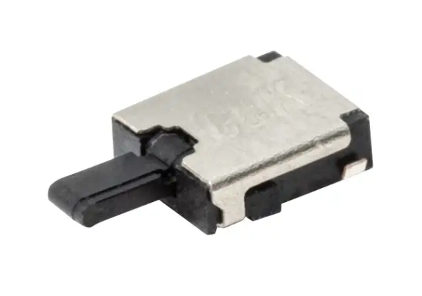 MINIATURE VERTICAL SIDE-ACTUATED DETECTION SWITCHES IDEAL FOR SAFETY APPLICATIONS