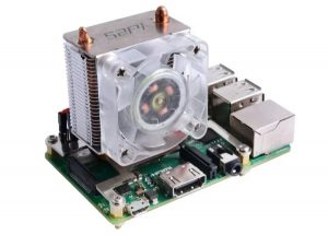 Raspberry Pi 4 cooling fan solutions explored