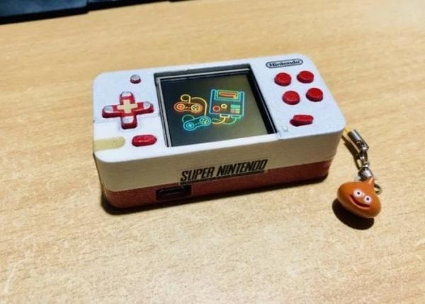 Mini-SNES-Pi-Zero-Nano-pocket-games-console