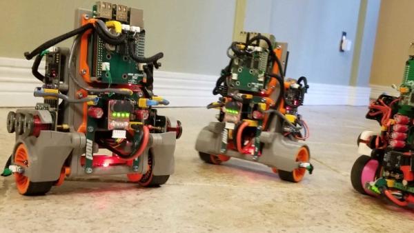 BOBBLE-BOT TEACHES MODERN REAL-TIME ROBOT CONTROL