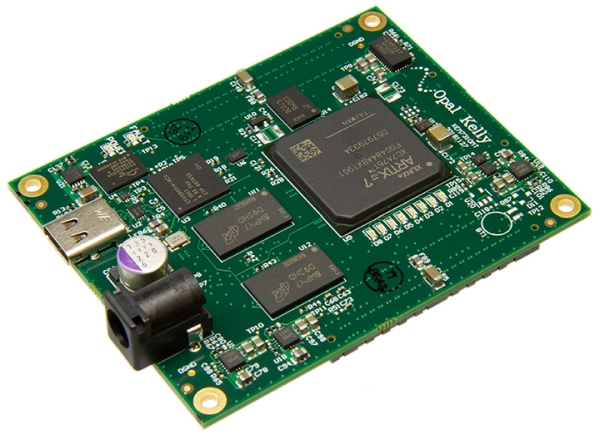 HIGH-PERFORMANCE FPGA MODULES WITH SUPERSPEED USB 3.0 INTERFACES