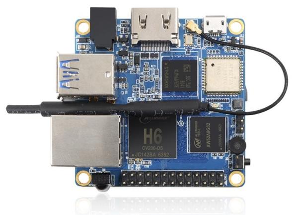 ORANGE PI ZERO2 IS A TINY ALLWINNER H6 SBC WITH HDMI 2.0, USB 3.0, ETHERNET & WIFI