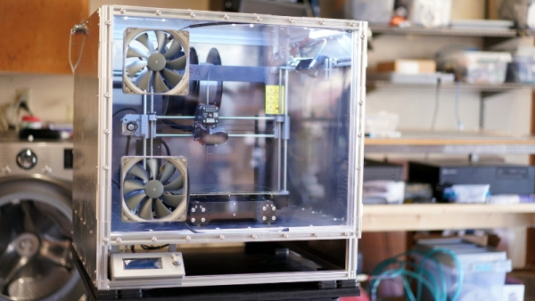 STACKABLE-OPEN-SOURCE-3D-PRINTER-ENCLOSURE