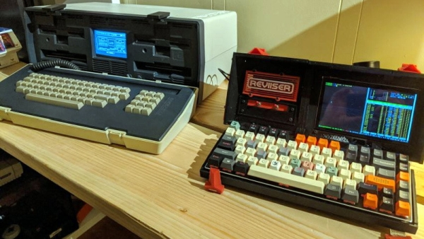 A LUGGABLE COMPUTER FOR THE RASPBERRY PI ERA