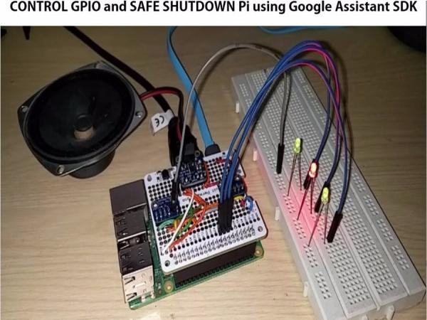 Safe-Shutdown-Control-Pi-GPIOs-Using-Google-Assistant-SDK