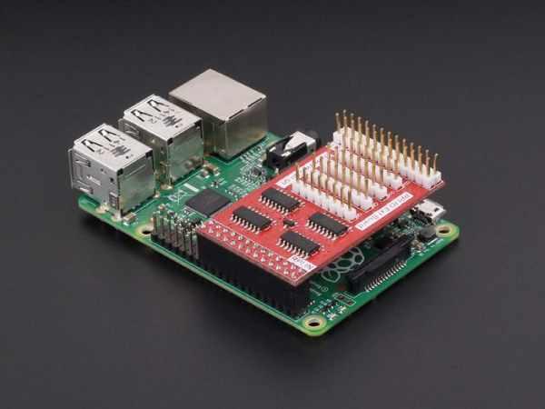 Raspberry Pi GPIO Expansion Module