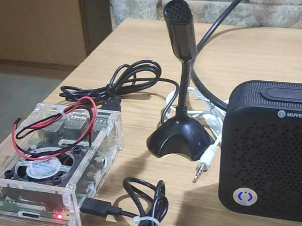 Alexa Using Raspberry Pi and Bluetooth Speaker