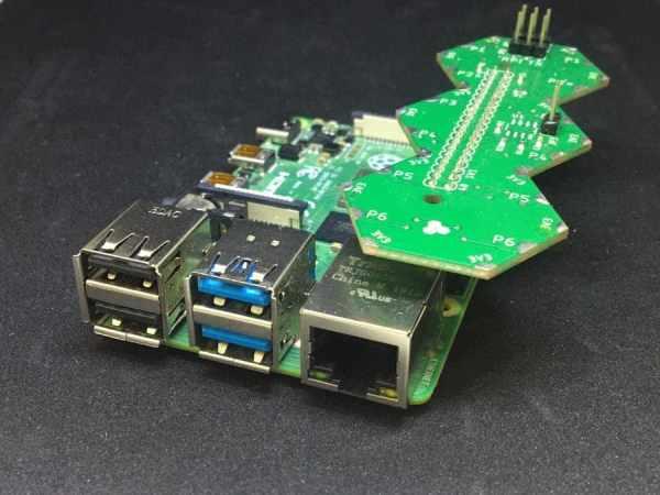 Hexabitz-Raspberry pi Interface
