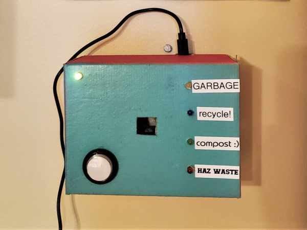 Make a Pi Trash Classifier with ML!