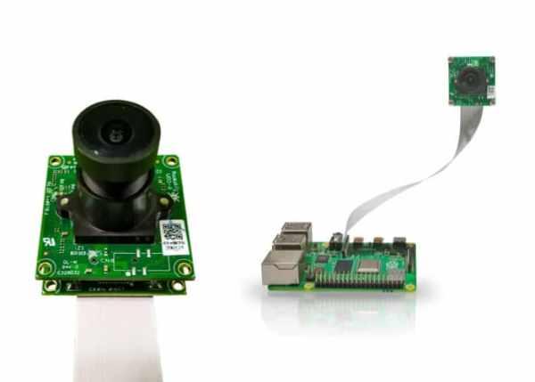 Raspberry Pi 4 13MP 4K MIPI camera devkit $99