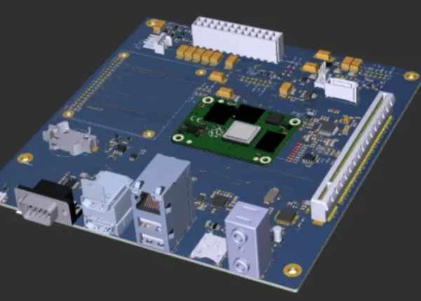 Raspberry Pi Compute module transformed into mini-ITX motherboard