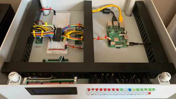 INTERFACING A Z80 CPU WITH THE RASPBERRY PI