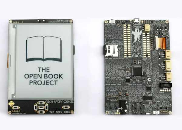 New Open Book DIY eReader will be powered by Raspberry Pi Pico